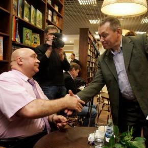 Встреча с Владимиром Столяровым: как это было