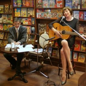 Творческий вечер Евгении Ошурковой и Николая Романенко: фото и видео