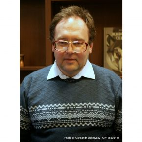 Фотографии со встречи с историком Сергеем Цоя