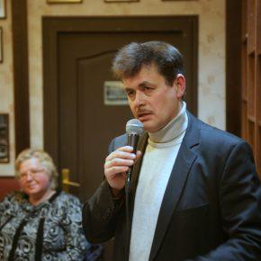 Фотографии со встречи с Игорем Гусевым