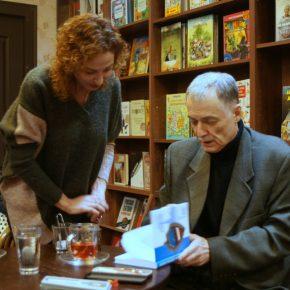 Фотографии со встречи с Евгением Шабановым