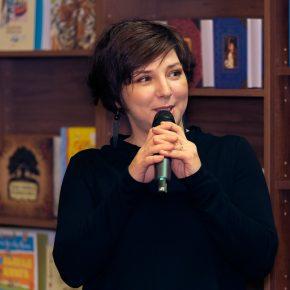 Фото и видео встречи с Катериной Гордеевой