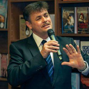 Лекция историка Игоря Гусева 10 октября
