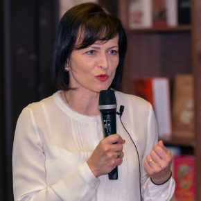 Фотогалерея встречи с Ольгой Александровой