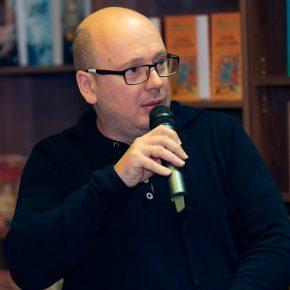 Встреча со Славой Сэ 2 ноября