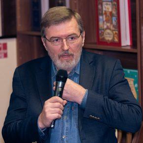 Фото и видео встречи с Константином Ковалевым-Случевским