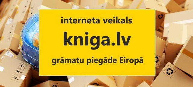 Interneta veikals KNIGA.LV