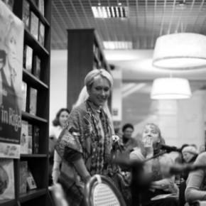 Встреча с Ириной Богушевской, фотогалерея