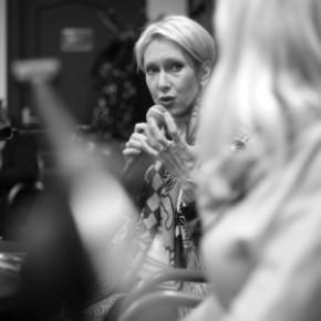Видеозапись со встречи с Ириной Богушевской