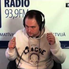 Книжные итоги года в эфире радио Baltkom