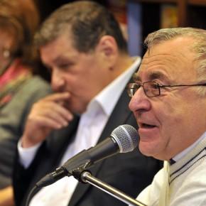 Яков Рафальсон читает рассказы Владимира Вигмана, видео