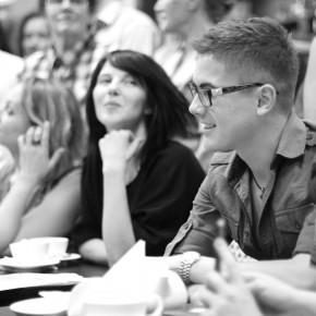 Встречи с писателями в мае