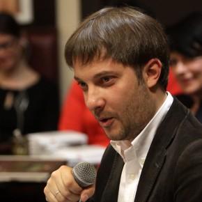 Фото и видео встречи с Александром Цыпкиным