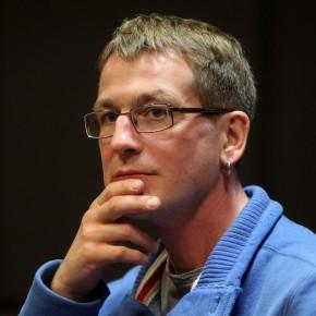 Фото и видео встречи с Александром Гарросом