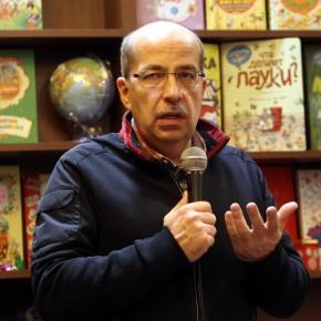 Фото и видео встречи с Игорем Манном