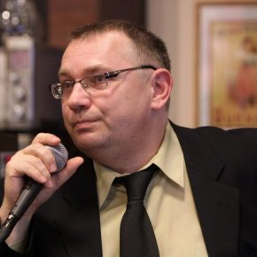 Лекция историка Олега Пухляка 27 сентября