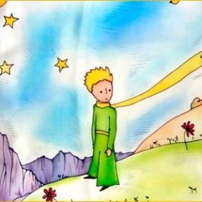 """""""Маленький принц"""" - книга месяца в марте"""