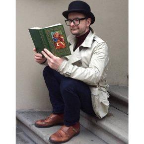 Чтения для подростков и взрослых с Александром Шуниным