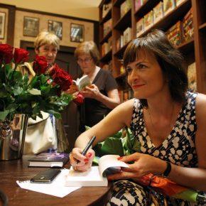 Фотографии со встречи с Ольгой Александровой