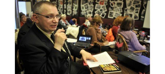 Лекция историка Олега Пухляка 28 февраля