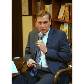 Фотографии со встречи с Алексеем Александровым