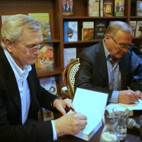 Фото и видео встречи с В. Дозорцевым и Я. Юркансом