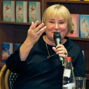 Фото и видео встречи с Татьяной Поляковой