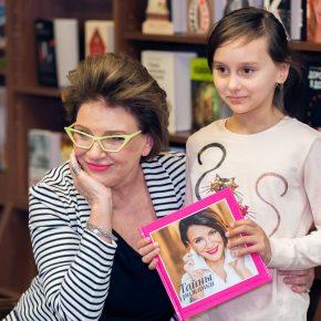 Фото и видео встречи с Жанной Дубской