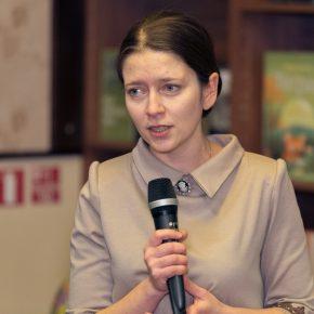 Встреча с Кирой Аристовой: фото и видео
